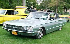Ford Thunderbird de 1966