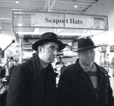Los Corleone visitan un negocio en el muelle 17