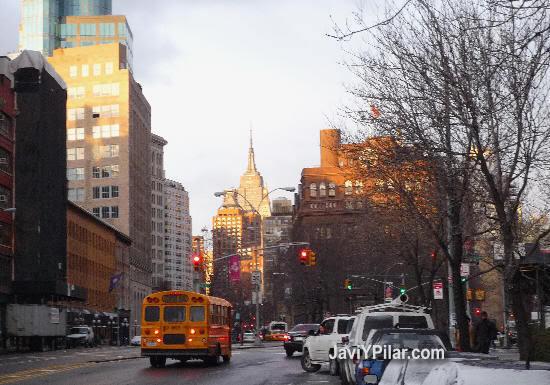 Última instantánea diurna de las calles de Nueva York de 2008