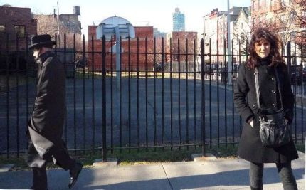 Visitando el barrio hasidico de Brooklyn