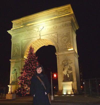 En Union Square en navidad