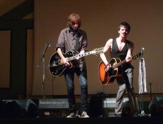 Coque y Nico en Valladolid (20 de mayo de 2010)