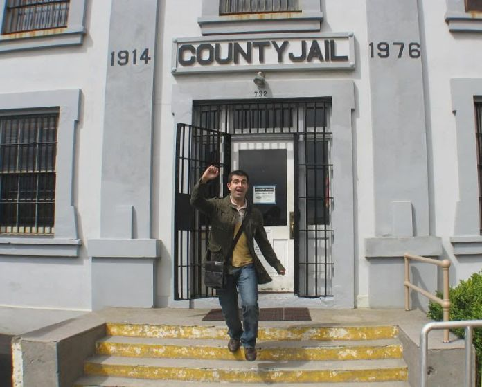 """Saliendo de la cárcel de """"Los Goonies"""" (Richard Donner, 1985)"""