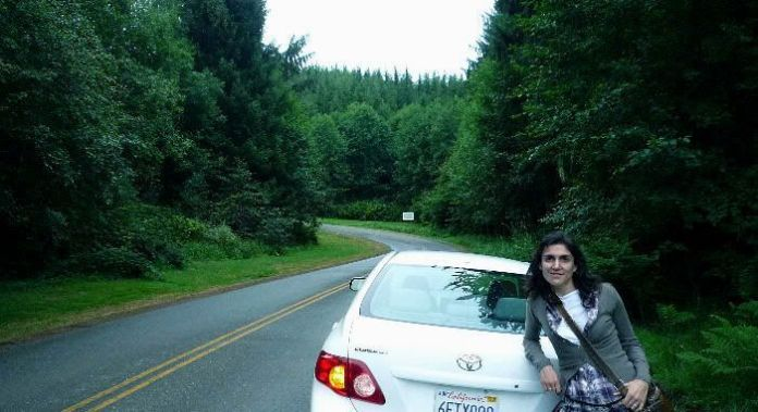 Alrededores de Forks (Washington)