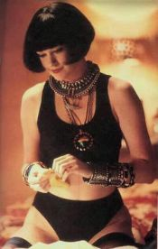 "Melanie Griffith en ""Algo Salvaje"" (""Something Wild"", 1986)"