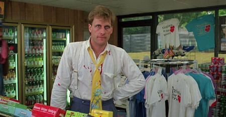 "Jeff Daniels en ""Algo Salvaje"" (""Something Wild"", 1986)"