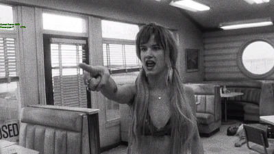 "Juliette Lewis en ""Asesinos Natos"" (""Natural Born Killers"", 1994)"