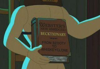 El Beckcionario (Futurama)