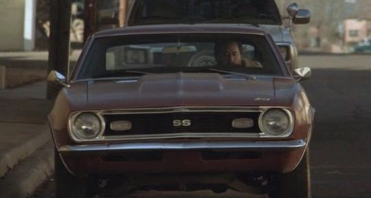 "Chevrolet Camaro de 1968. ""Blind Horizon"" (2003)"