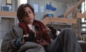 "Judd Nelson en ""El Club de los Cinco"" (""The Breakfast Club"", 1985)"