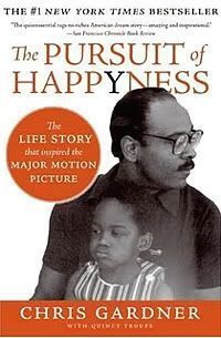 """Libro en que se basa la película """"En Busca de la Felicidad"""""""