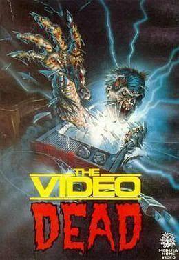 La muerte acecha en cada cinta VHS...