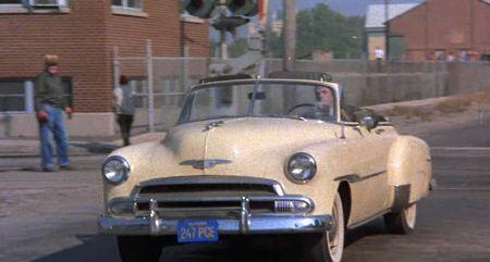 """Chevrolet Styleline DeLuxe Convetible Coupe de """"Cazador a Sueldo"""""""