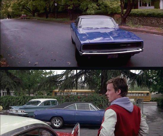 """Dodge Charger 1968 en """"Christine"""" (1983)"""