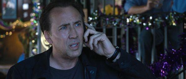 """Nicolas Cage en """"Contrarreloj"""""""