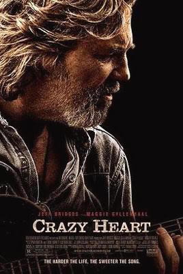 "Cartel de ""Corazón Rebelde"" (""Crazy Heart"", 2009)"