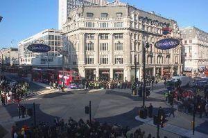 Nuevo cruce de Oxford Circus (fuente: BBC)