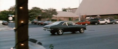 "Chevrolet Nova en ""Death Proof"" (Quentin Tarantino, 2007)"