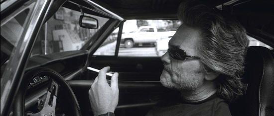 """Kurt Russell en """"Death Proof"""" (Quentin Tarantino, 2007)"""