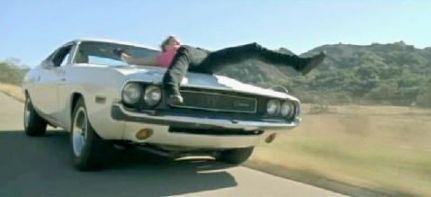"Dodge Challenger 1971. ""Death Proof"" (Quentin Tarantino, 2007)"