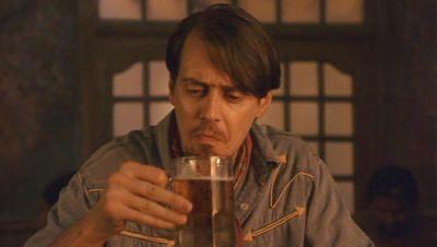 """Steve Buscemi en """"Desperado"""" (Robert Rodriguez, 1995)"""