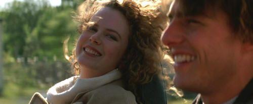 "Nicole Kidman y Tom Cruise en ""Días de Trueno"" (""Days of Thunder"", 1990)"