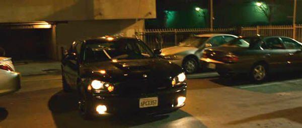 "Dodge Charger SRT de 2006 en ""Dueños de la calle"" (""Street Kings"", 2008)"