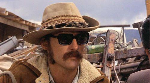 """Dennis Hopper en """"Easy Rider (Buscando mi destino)"""" (1969)"""