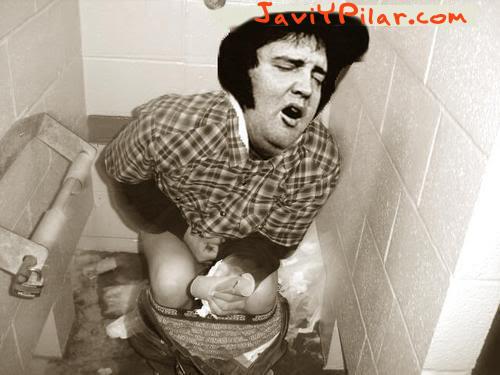 ¿cómo murió Elvis?
