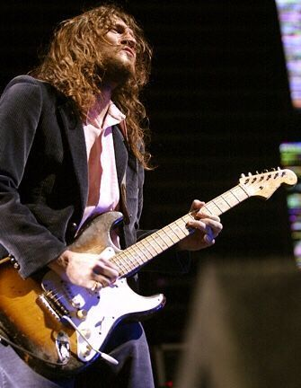 John Frusciante, artífice del sonido personal de los Red Hot Chili Peppers