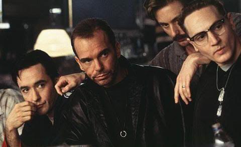 "John Cusack y Billy Bob Thornton en ""Fuera de Control"" (""Pushing Tin"", 1999)"