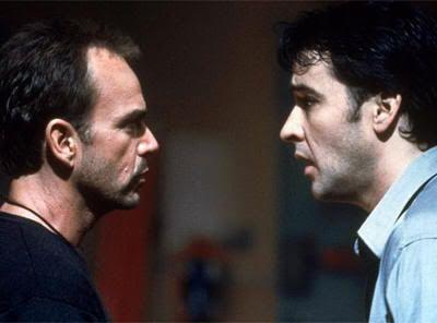 "Billy Bob Thornton y John Cusack en ""Fuera de Control"" (""Pushing Tin"", 1999)"