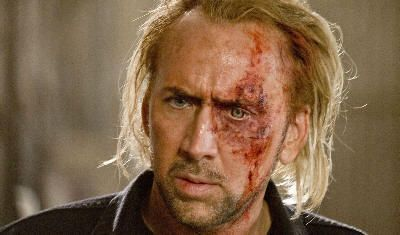 """Nicolas Cage en """"Furia Ciega"""" (""""Drive Angry"""", 2011)"""