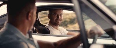 """Adiós Paul (""""Furious 7"""", 2015)"""