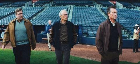 "John Goodman y Clint Eastwood en ""Golpe de Efecto"" (""Trouble With The Curve"", 2012)"