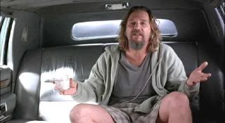 "Jeff Bridges es ""El Gran Lebowski"" (""The Big Lebowski"", 1998)"