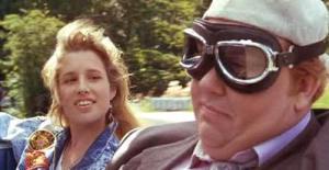 Shawnee Smith y John Candy