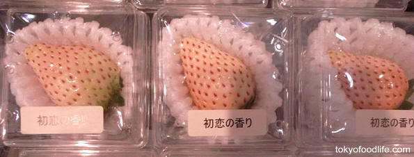Fresas hatsukoinokaori
