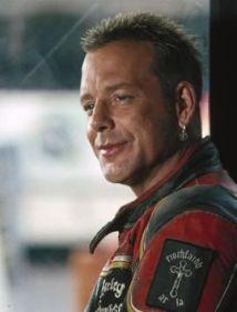 "Mickey Rourke en ""Dos Duros Sobre Ruedas"" (""Harley Davidson and the Marlboro Man"", 1991)"