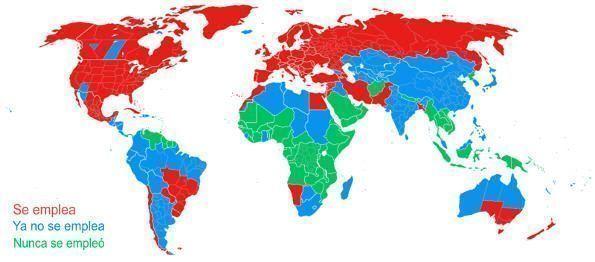 El cambio horario se usa solo en la mitad de países