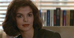 "Jeanne Tripplehornen ""Instinto Básico"" (""Basic Instinct"", 1992)"