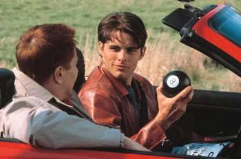 "James Marsden en ""Interestatal 60: Episodios de Carretera"" (""Interstate 60: Episodes of the Road"", 2002)"