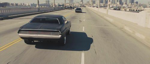 "Dodge Challenger de 1971 en ""In Time"" (2011)"