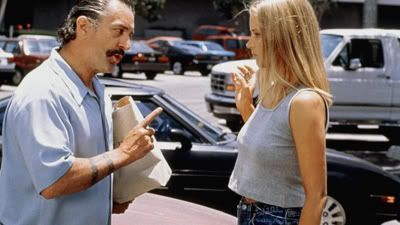 "Robert De Niro en ""Jackie Brown"" (1997)"