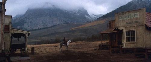 """El Jinete Pálido"" (""Pale Rider"", 1985)"