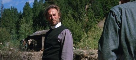 """Clint Eastwood en """"El Jinete Pálido"""" (""""Pale Rider"""", 1985)"""