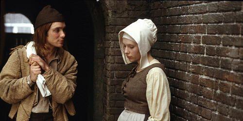 """Scarlett Johansson en """"La Joven de la Perla"""" (""""Girl With a Pearl Earring"""", 2003)"""