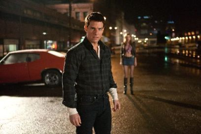 "Tom Cruise es ""Jack Reacher"" (2012)"