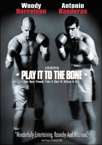 "Cartel de ""Jugando a Tope"" (""Play it to the Bone"", 1999)"