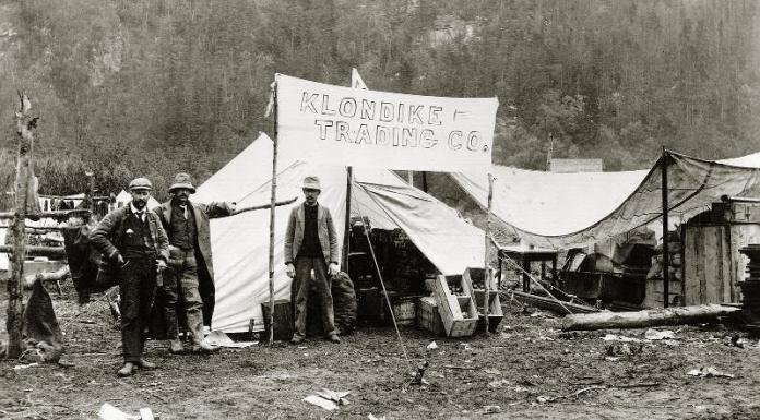 Fiebre del oro de Klondike